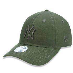 e1a1f6fc81 Boné New York Yankees 920 Mini Logo Colors Rosa - New Era - Compre ...