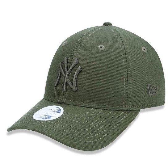 9e2205d8f2c3d Boné New York Yankees 920 Tonal Feminino New Era - Verde - Compre ...
