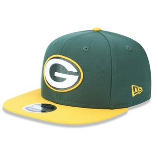 9335ac449 Boné Green Bay Packers 950 Classic Team NFL New Era