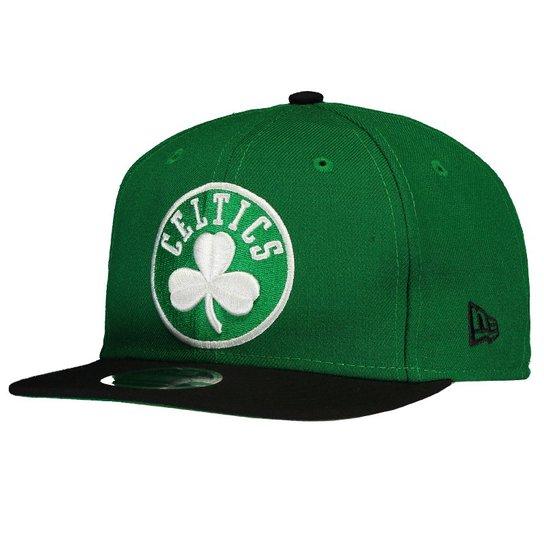 Boné New Era NBA Boston Celtics 950 - Compre Agora  fc880be25fe