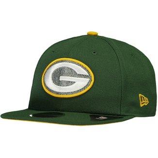 517678a760 Boné Green Bay Packers 950 NFL New Era Masculino