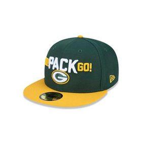 Boné Green Bay Packers 5950 Salute To Service 17 Fechado - New Era ... 5a54eabd321