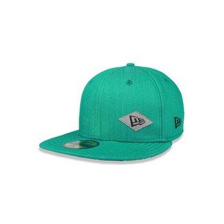 4b2908e87e979 Boné 5950 Branded Aba Reta New Era