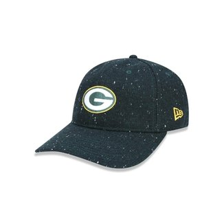 Boné 940 Green Bay Packers NFL Aba Curva Snapback New Era f5f77d98373