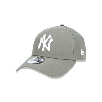 Boné 940 New York Yankees MLB Aba Curva Snapback New Era d156d35836c