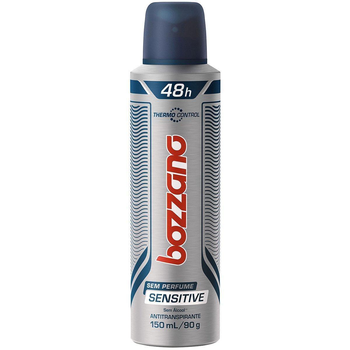 ba3b3c5e9 Desodorante Bozzano Sem Perfume Aerosol 150ml