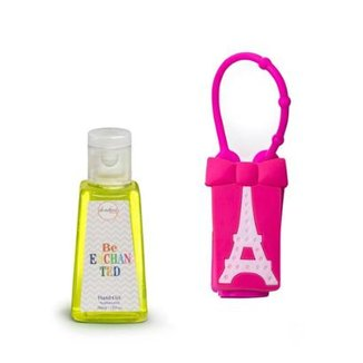 f2bed7feb Kit 1 Alcool Gel de Mão 30ml + 1 Capas de Silicone Dondoca Beauty Torre Rosa