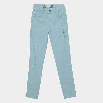 Calça Jeans Infantil Colcci Fun Katy Menina
