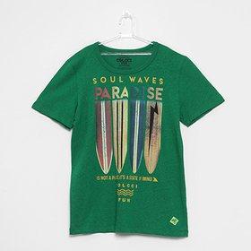 Camiseta Infantil Kids Lucca Estampa Skate Siri Masculina - Compre ... 4ae23633848