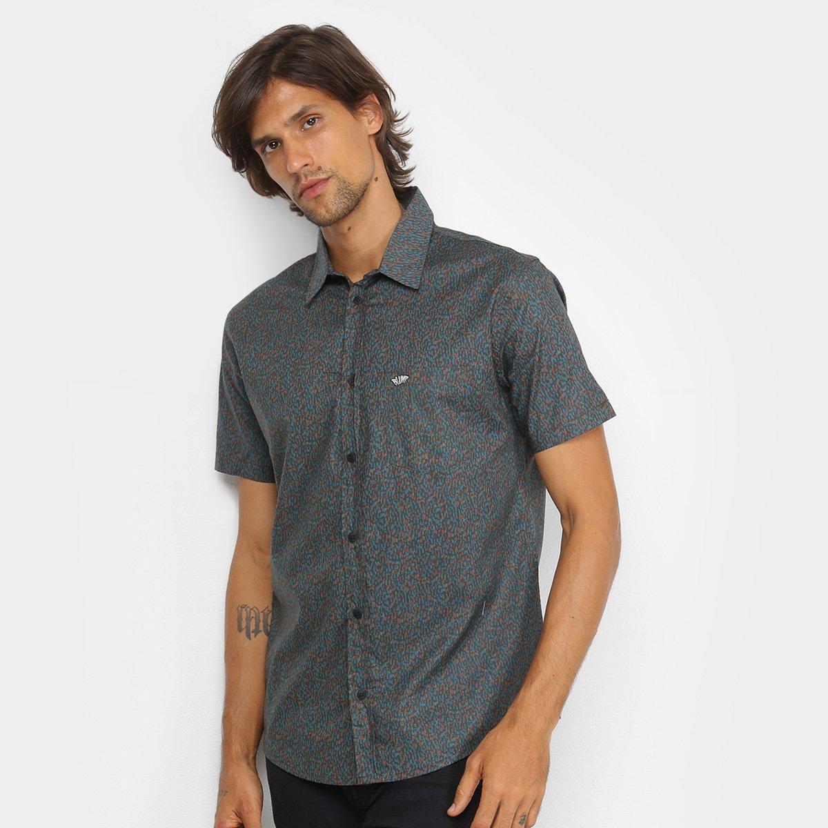 Camisa Blunt Rain Skin Masculina
