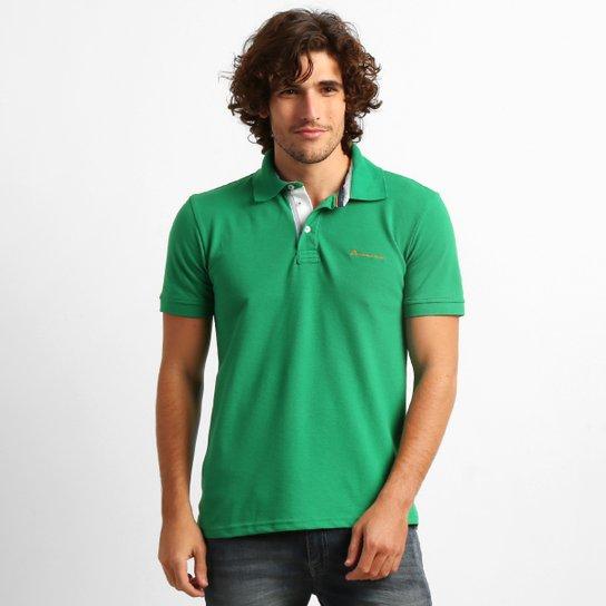 Camisa Polo Puramania Piquet Bordado Básica - Compre Agora  3f971e4eb9846