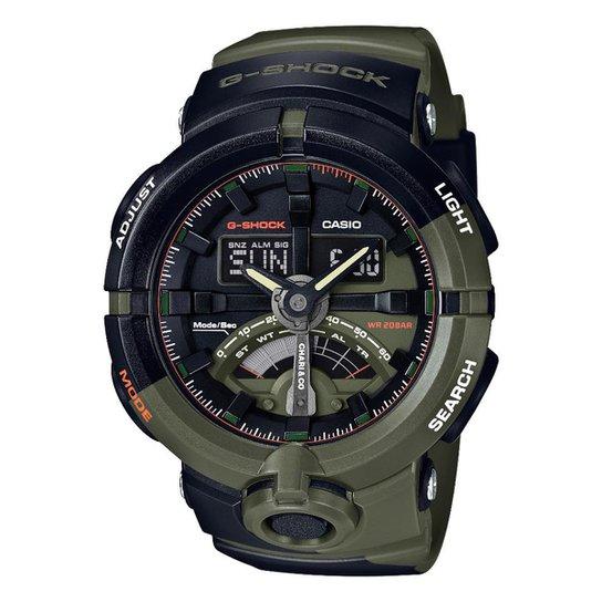 031e4cd5d Relógio G-Shock Analógico Digital GA-500K-3ADR - Compre Agora