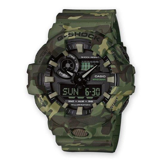 3d5d693c32f Relógio G-Shock GA-700CM - Compre Agora