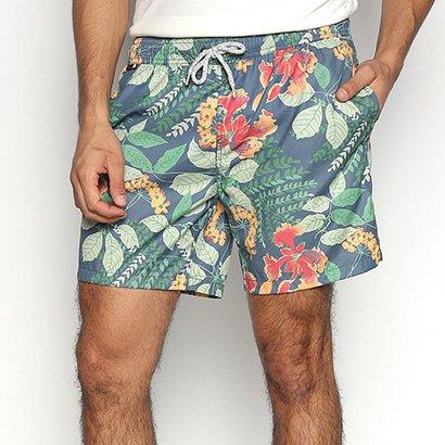Shorts JAB Floral Masculino