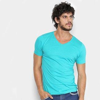 a04173870 Compre Camiseta Gola V Masculina Online