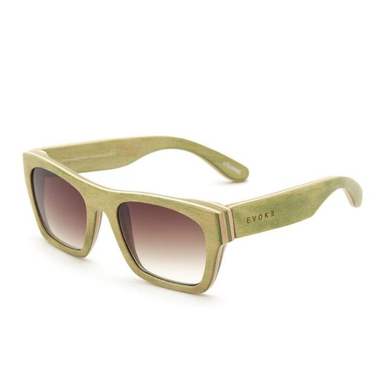 Óculos Evoke Wood Series Maple - Compre Agora   Netshoes 650b6c9182