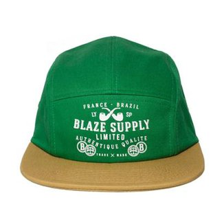 Boné Blaze Supply 5 Panel BLZ Limited c63ab74b21a