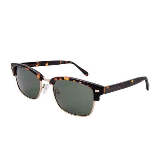 8a6493058592c Óculos weareeyes Momentum Tartaruga Unissex - Verde - Compre Agora ...