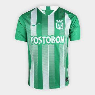 Camisa Atlético Nacional Home 19 20 s nº - Torcedor Nike Masculina 87e3387d2ae