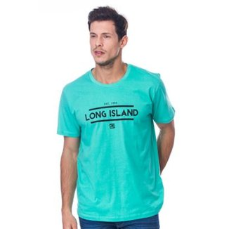 Camiseta Long Island Team Masculina