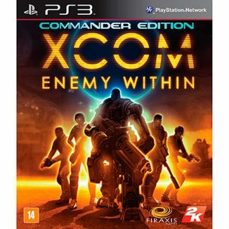 Xcom: Enemy Within -  PS3