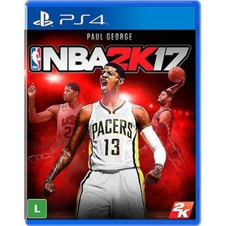 NBA 2K17 - 2K - PlayStation 4