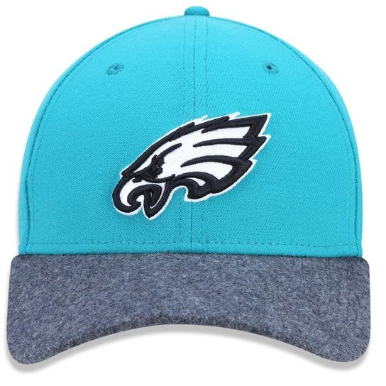 Boné Philadelphia Eagles 3930 Revisited Logo - New Era - Verde ... fd2c6909a0a