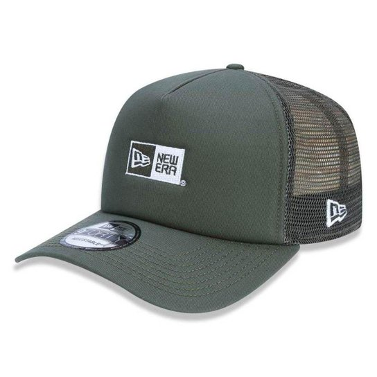 Boné New Era 940 A-Frame Corporate Box Trucker - Compre Agora  697a69efbb1
