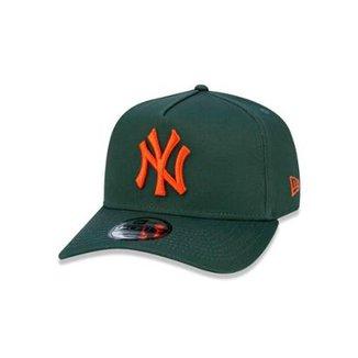 1b056e34e Boné 940 New York Yankees MLB Aba Curva Snapback New Era