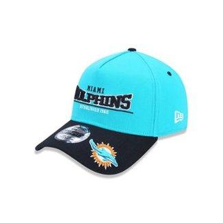 Boné 3930 Miami Dolphins NFL Aba Curva New Era d3c17a9f7f5