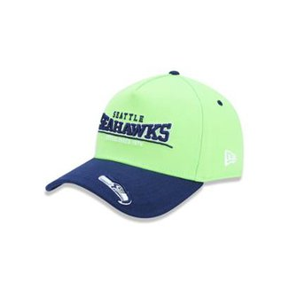Boné 3930 Seattle Seahawks NFL Aba Curva New Era 4ca55203016