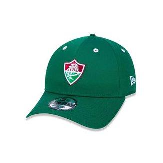 Boné 940 Fluminense Futebol Aba Curva Snapback New Era 72abbf7039b