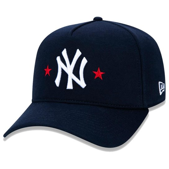 Boné New Era Aba Curva Sn Mlb Ny Yankees Af Stars Aba Curva - Incolor 9d737ff7ab8