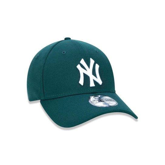 Boné 3930 New York Yankees MLB New Era Masculino - Verde - Compre ... ac853bb8b72