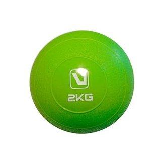 e4355854aad35 Bola com Peso Toning Ball com 2kg Liveup