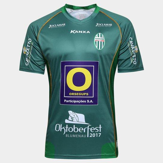 dcd7682ea1fa9 Camisa Metropolitano II 2017 nº 10 - Torcedor Kanxa Masculina - Verde