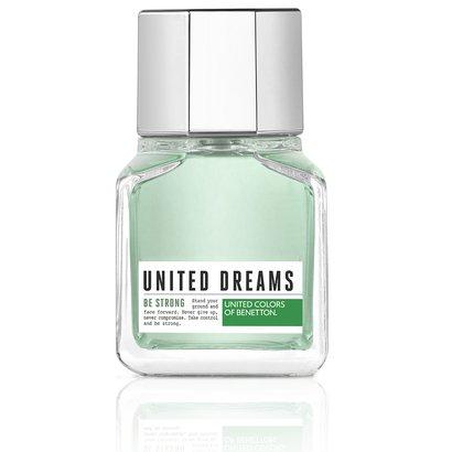 Perfume Masculino United Dreams Be Strong Benetton Eau de Toilette 60ml
