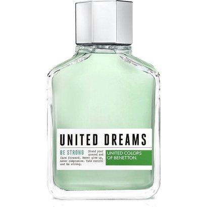 Perfume Masculino United Dreams Be Strong Benetton Eau de Toilette 200ml