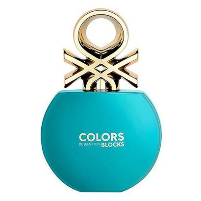 Perfume Feminino Colors Blue Benetton Eau de Toilette 80ml