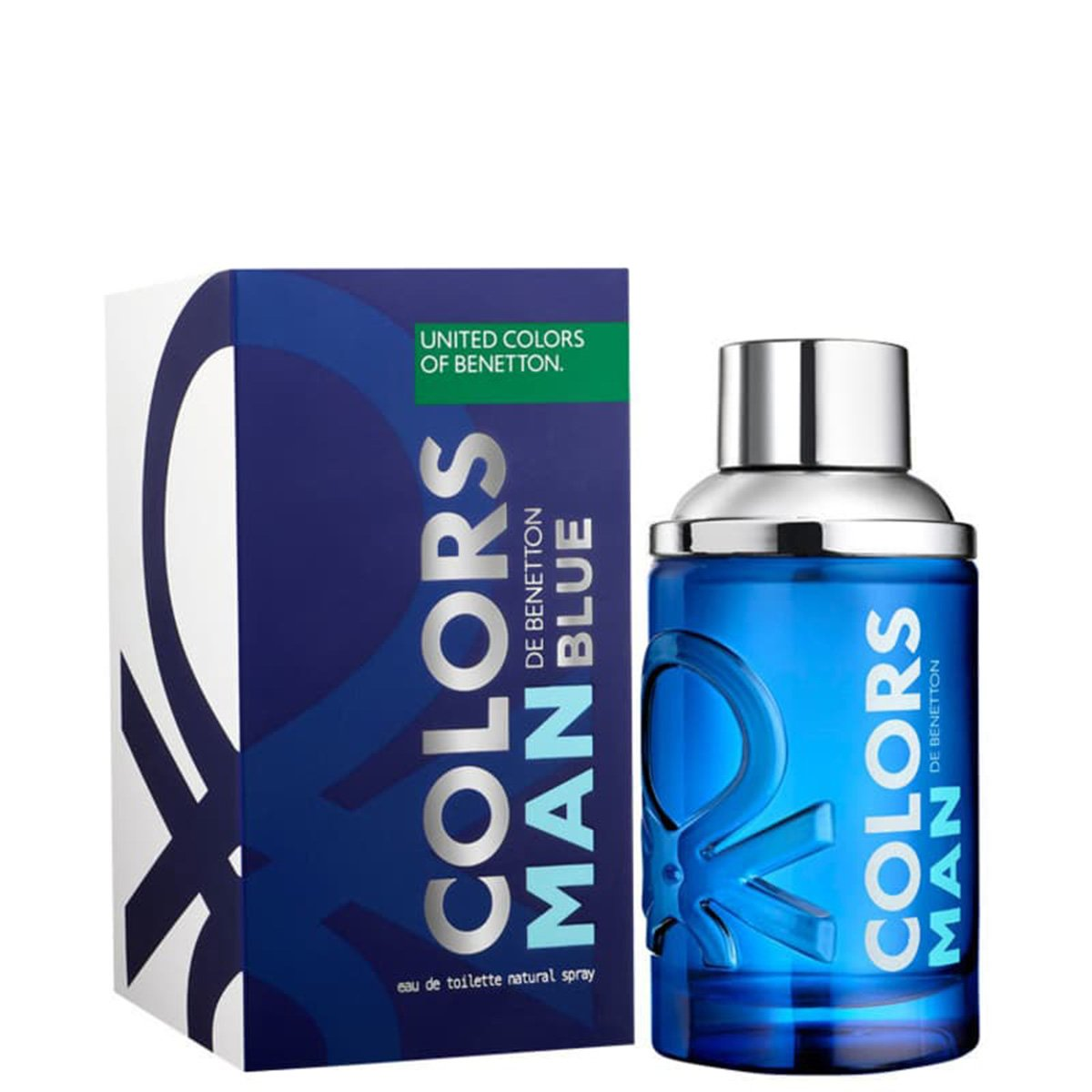 Perfume Masculino Colors Man Blue Benetton Eau de Toilette 60ml