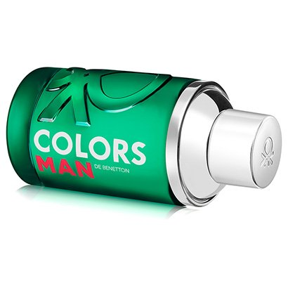Perfume Masculino Colors Man Green Benetton Eau de Toilette 60ml