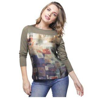 238ef0d35 Blusas e Blusinhas Femininas em Oferta | Netshoes