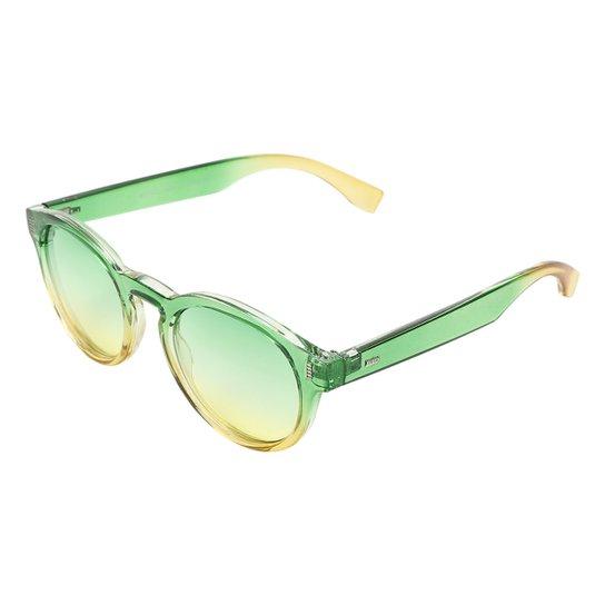 d24d2928917e2 Óculos de Sol King One A121 Feminino - Verde - Compre Agora