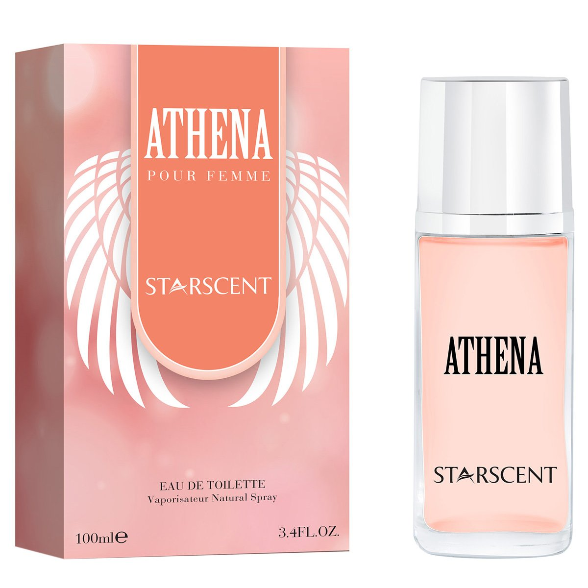 5fdfbc1b792 Perfume Athena Feminino Starscent EDT 100ml