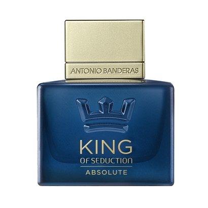 Perfume Masculino King Of Seduction Antonio Banderas Eau de Toilette 50ml