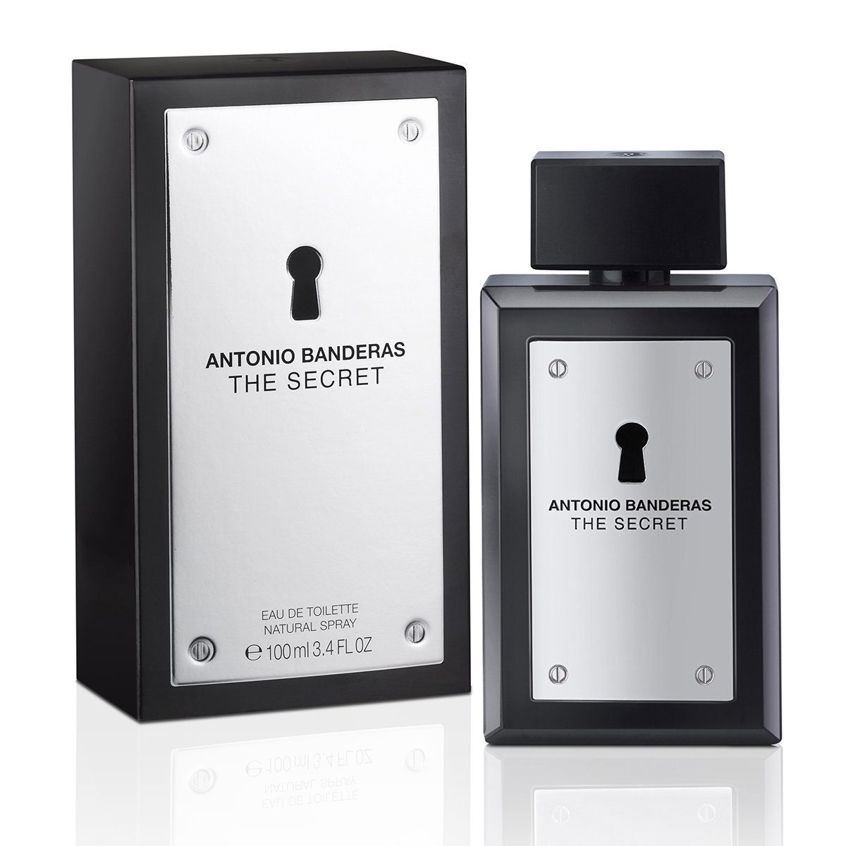 Perfume Masculino The Secret Antonio Banderas Eau de Toilette 100ml - 3