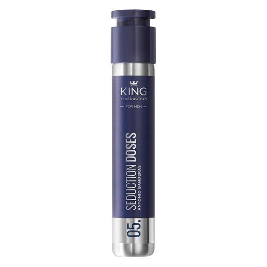 050a067ded Perfume Antonio Banderas Masculino King Of Seduction EDT 30ml - Incolor