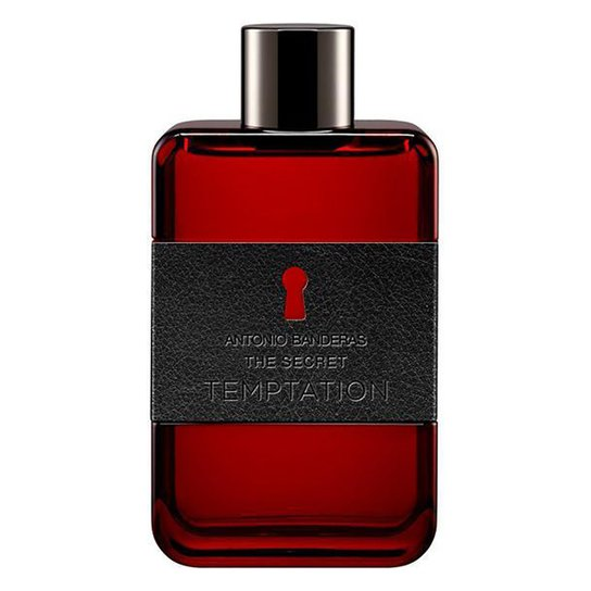5a2135838 Perfume The Secret Temptation Masculino Antonio Banderas EDT 200ml - Incolor