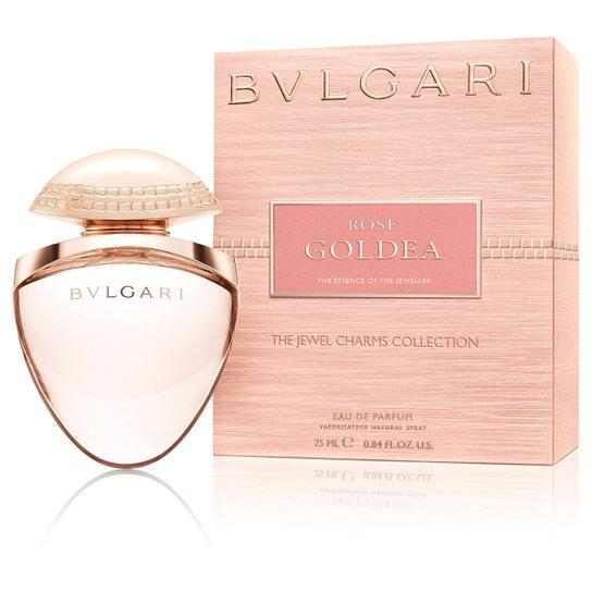 653cc75b768 Perfume Rose Goldea Feminino Bvlgari EDP 25ml - Compre Agora