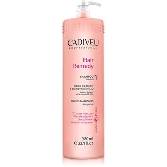 Cadiveu Hair Remedy Shampoo 980ml